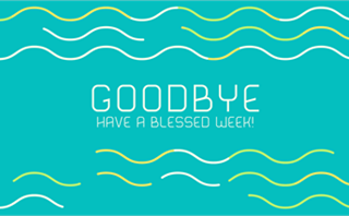 Summer Waves: Goodbye