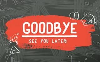 Goodbye - Back to School