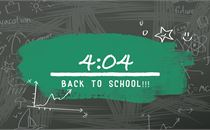 Countdown - Back To School