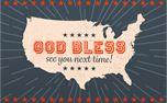 Labor Day - God Bless (32066)