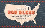 Labor Day - God Bless (32067)