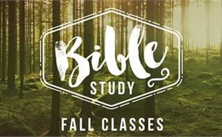 Nature Bible Study - Title
