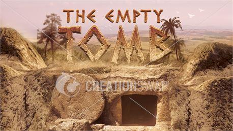 Empty Tomb Slide  (32614)