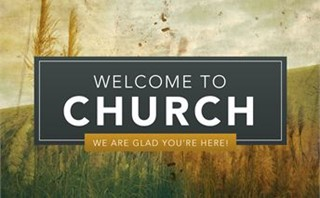Pastor Appreciation - Welcome