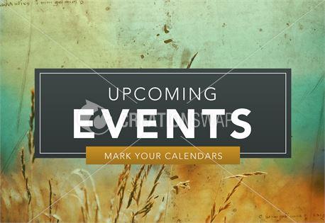 Pastor Appreciation - Events (32948)