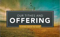 Pastor Appreciation - Offering