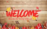 Fall Wall Welcome (32957)