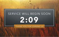 Pastor Appreciation Countdown