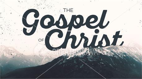 The Gospel of Christ (33196)