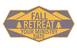 Customizable Retreat Logo