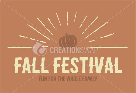 Halloween - Fall Festival  (33430)