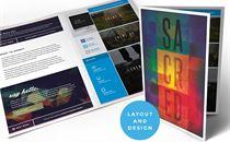 SACRED Bulletin and Design