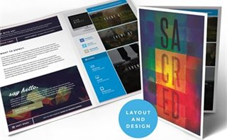 SACRED Bulletin and Design