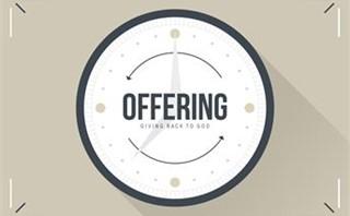 Set Back Clocks - Offering