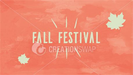 Fall Festival (33526)