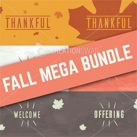 Fall Mega Bundle (33535)