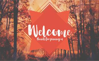 Autumn Geometry: Welcome