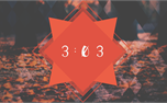 Autumn Geometry: Countdown (33545)