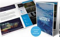Living Water Bulletin & Design