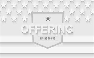 Veterans Day - Offering