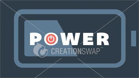 Power Sermon Art (33646)