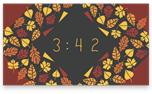 Thanksgiving Leaves: Countdown (33657)
