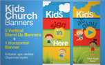 Fun Kids Banners (33674)