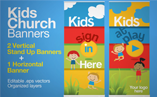 Fun Kids Banners