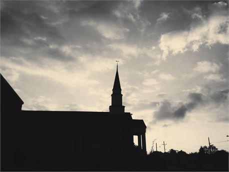 Black and White Church (33794)