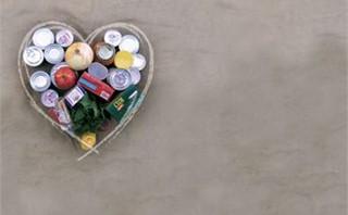 Food Pantry Heart