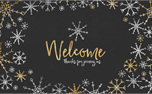Winter Foil: Welcome (34107)