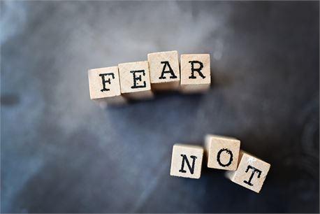 Fear Not (34113)