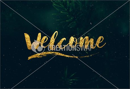 Christmas - Welcome (34238)