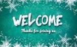 Holidays - Welcome (34288)