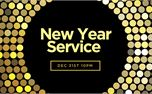 New Year Service (34304)