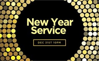 New Year Service