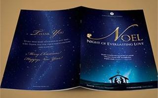 Noel Christmas Bulletin