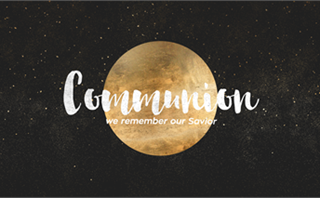 Sparkle New Year: Communion