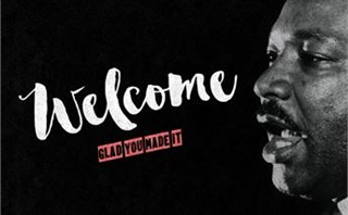 MLK Welcome Slide