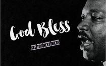 MLK God Bless Slide