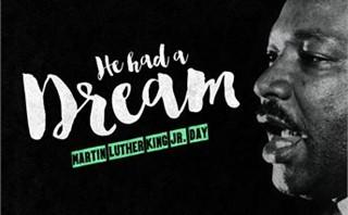 MLK He had a dream