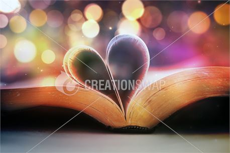 Bible and Heart (35024)