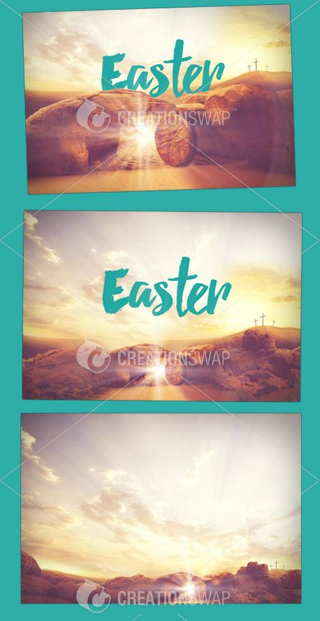 Easter Resurrection Postcards (35046)