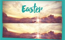 Easter Resurrection Banners