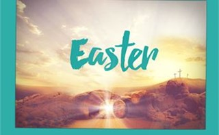 Easter Resurrection Graphic