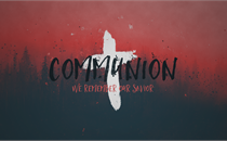 Ashes: Communion