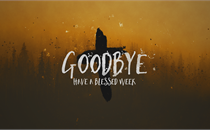 Ashes: Goodbye