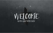 Ashes: Welcome