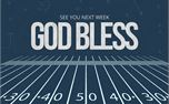Big Game God Bless (35125)