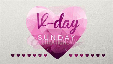 V-day Sermon Slides (35278)